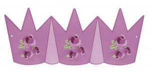 Krokbräda - Prinsessa Ros