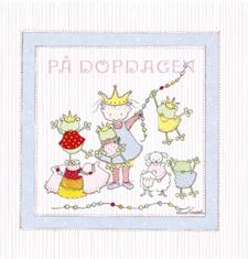 Dopkort - Prinsessa