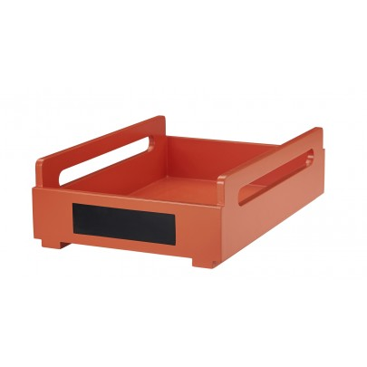 Skrivbordsförvaring Poppy - Orange