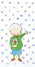 Kort - Pojke med kanin