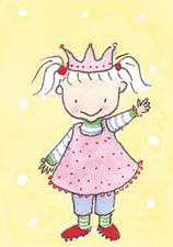 Pyttis - Prinsessa gul
