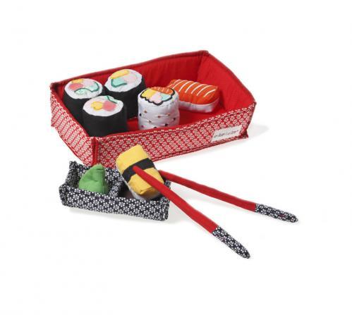 Sushi i tyg