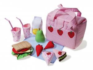 Lunchbox i tyg