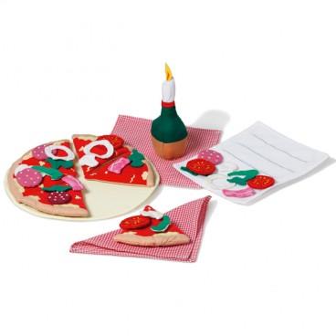 Pizza Firense i tyg