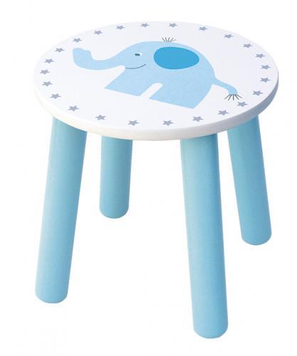 Pall Elefant - Blå