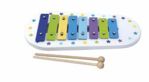 Xylofon Blå