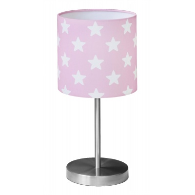 Bordslampa Star - Rosa
