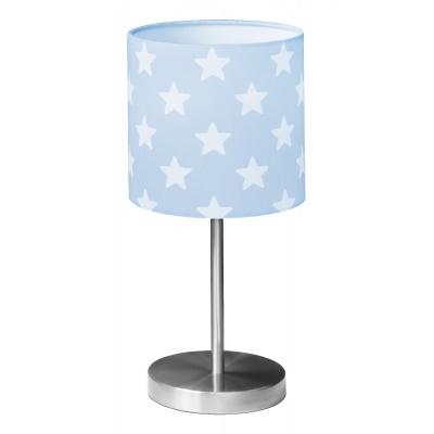 Bordslampa Star - Ljusblå