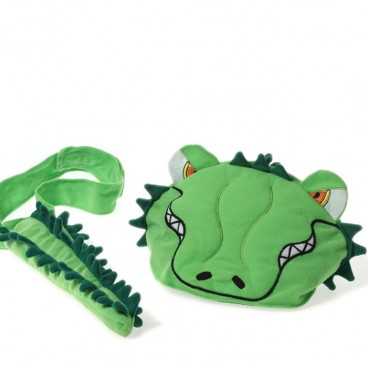 Djurmössa - Krokodil