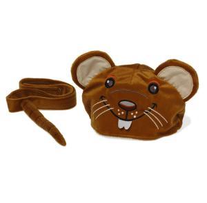 Djurmössa - Råtta