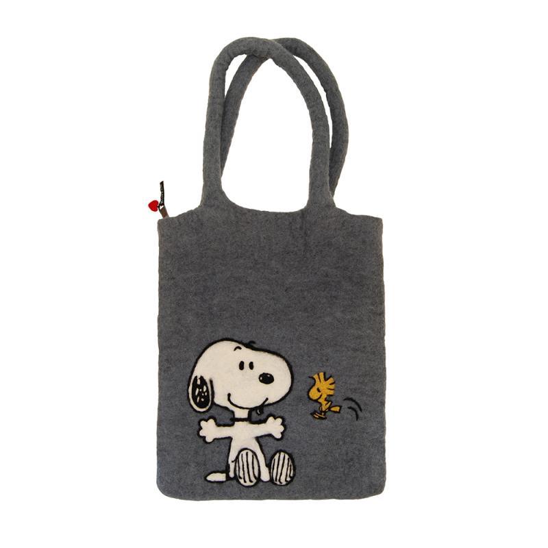 Ullväska - Snoopy