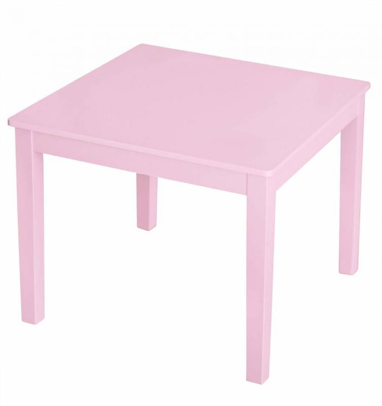 Bord - Rosa enfärgat