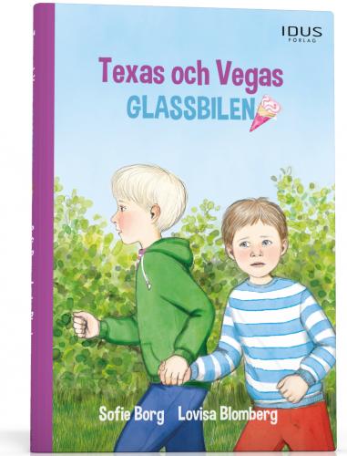 Texas och Vegas - Glassbilen