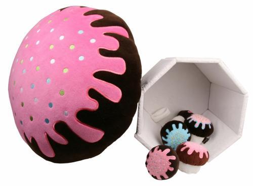Muffinspall - Rosa