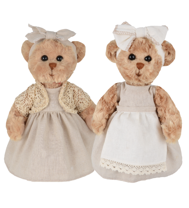 Margareta & Rose (25cm)