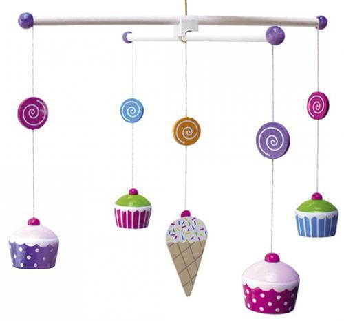 Trämobil - Cupcake