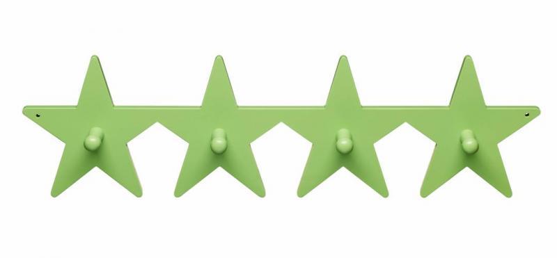 Krokbräda Star - Grön