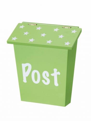 Postlåda Star - Grön