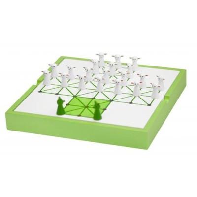 Rävspel - Grön