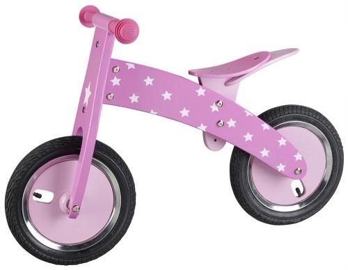 Springcykel Star - Rosa