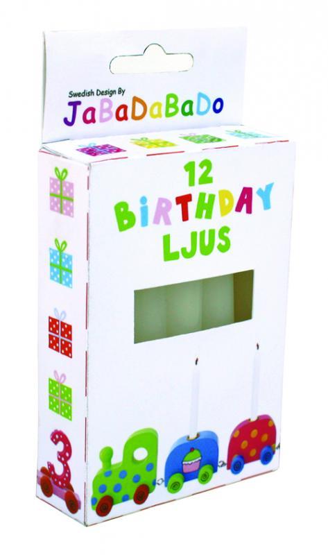 Födelsedagsljus - Jabadabado