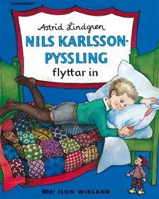 Nils Karlsson pyssling flyttar in