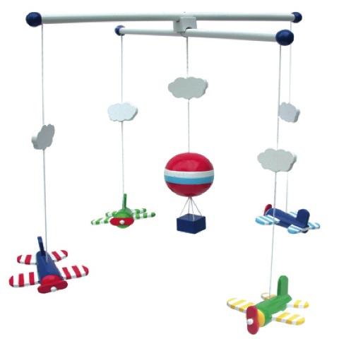 Trämobil - Luftballong