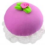 Prinsesstårta - Rosa