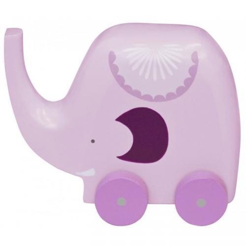 Pumpkin Elefant - Rosa