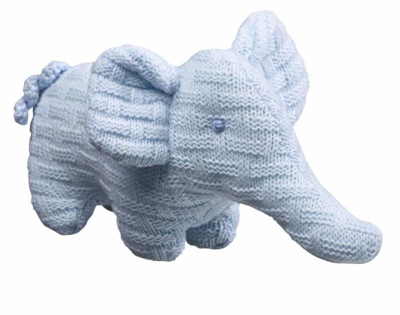 Pumpkin - Elefant Blå