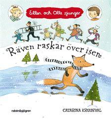 Räven raskar över isen - Titta, peka, sjung.