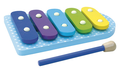 JaBaWood - Xylofon blå