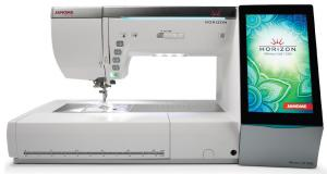 Janome Memory Craft Horizon 15000
