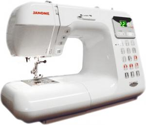 Janome Decor Computer 4030 Demomaskin