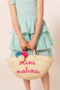 MALINA STAW TOTE CREAM