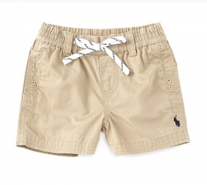 RL RUGBY SHORTS 320785698002 BEIGE
