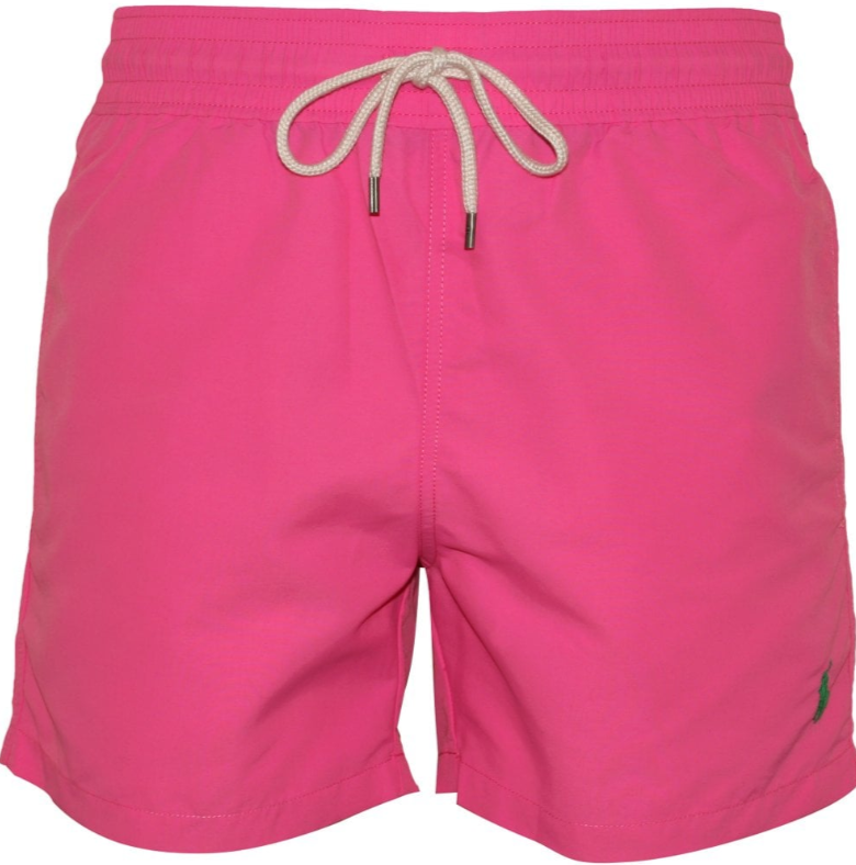 1910381,RL Badshorts 323737526007 Pink