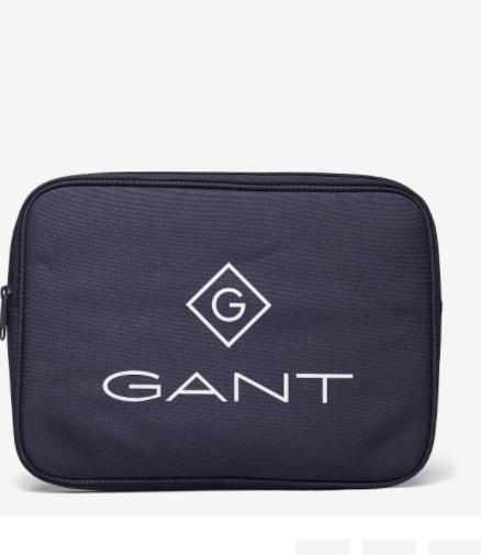 GANT LAPTOP CASE 997121 NAVY