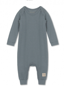 MINIATURE SUIT JOA ULL/BAMBOO TROOPER BLUE