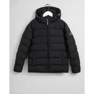 GANT JACKA LOCK-UP STRIPE PUFFER JACKET BLACK 9702