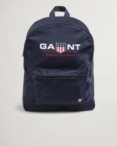 GANT RETRO SHIELD BACKPACK BLUE