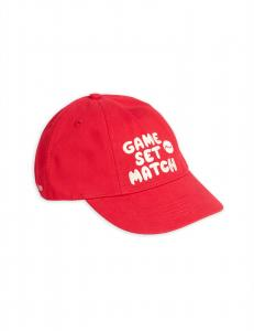 MINI RODINI GAME SET MATCH CAP  2026510542