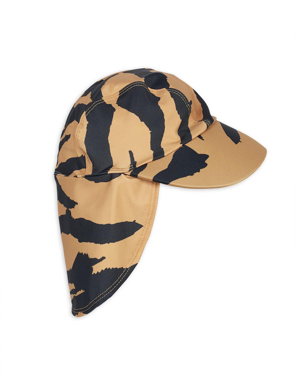 MINI RODINI TIGER SWIM CAP