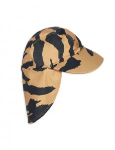 MINI RODINI TIGER SWIM CAP