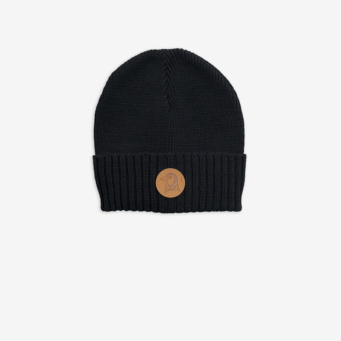MINI RODINI FOLD UP HAT BLACK