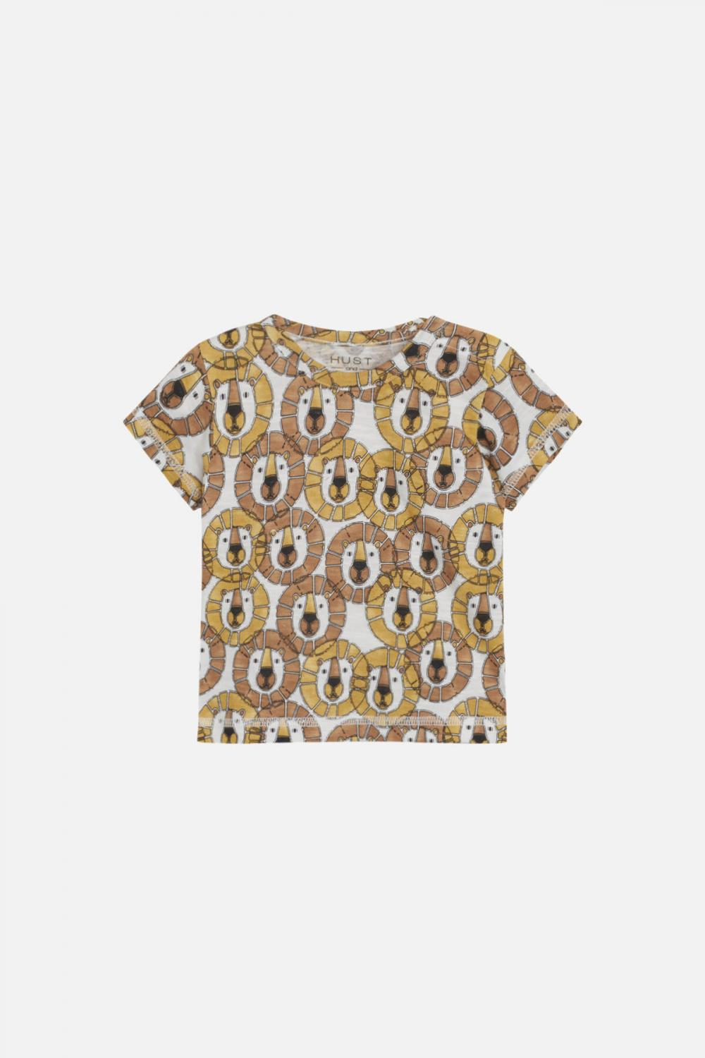 HUST&CLAIRE T-SHIRT 49544049 TIGER