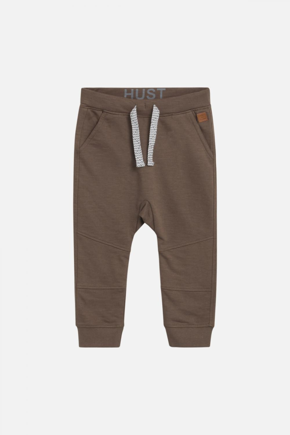 HUST&CLAIRE SWEATPANTS 49111985 BROWN