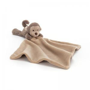 JELLYCAT SHOOSHU MONKEY SOOTHER SHOS4M