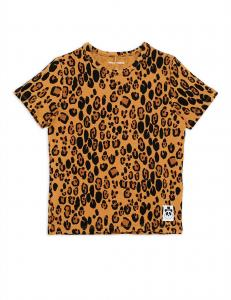 MINI RODINI BASIC LEO SS TEE