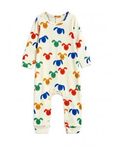 MINI RODINI  RABBITS JUMPSUIT